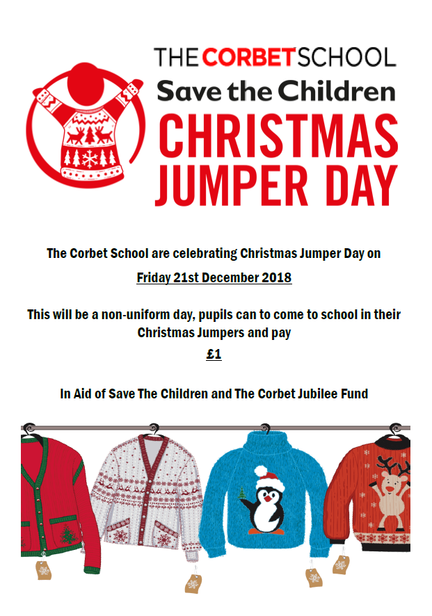 Christmas Jumper Day 2019 Save The Children.Christmas Jumper Day Friday 21st December 2018 The